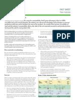 Fact Sheet_Raw Materials2011