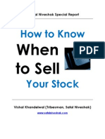When to Sell (Special Report)