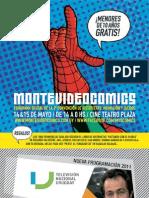 MVD-Comics 2011 Programa Oficial WEB
