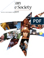American 2011 Annual Report Folklore Society