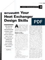 Broaden Your HX Design Skills