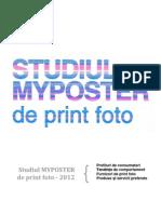 Studiul MyPoster de Print Foto 2012
