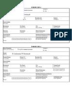 Formulir  Laporan Polisi