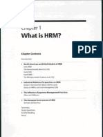 What is HRM Session 2