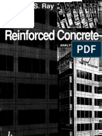 Reinforced Concrete Analysis and Design
