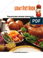 The Holiday Diet Book v0