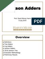 Jackson Adders