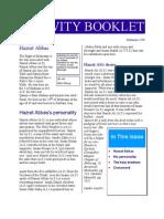 Muharram Activity Booklet-8