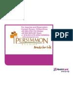 The Persimmon Studios in Mabolo, Cebu City, Philippines