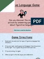 Figurative Language Game
