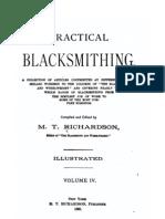 Practical Blacksmithing 1891