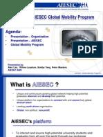 AIESEC Mobility Programv