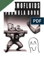 Thermofluids Formula Sheet