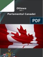 parlamentul canadei