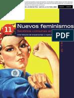 Nuevos Feminismos Sentidos Comunes en La Dispersion
