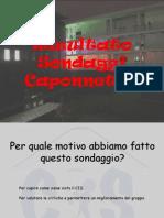 Risultato Sondaggi Caponnetto