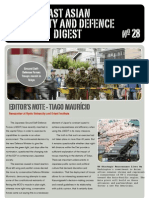 East Asian Security and Defence Digest 28