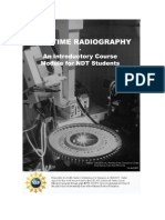 Real Time Radiography Course Booklet