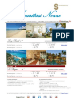 Speciale Viaggi Di Nozze Sun Resorts Mauritius e Press Tours - Estate 2012