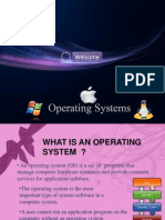 Operating System Assocition