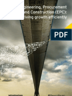 EPC Driving Growth Efficiently