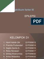 Kel d1 Epilepsi