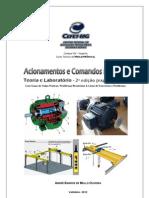 Apostila de Acionamentos e Comandos Elétricos - CEFET-MG - 2012 - Oficial