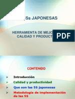 5S JAPONE - PRESENTACION