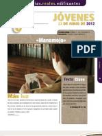 Leccion Juvenil 12 de Escuela Sabatica 2012 (Manamojo)
