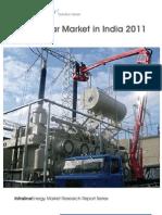 Switchgear Mkt India 2011