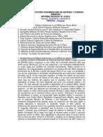 Informe Uruguay 14-2012