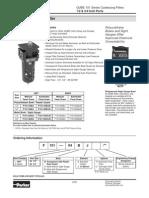 F101-03BA Watts Air Filter Filter