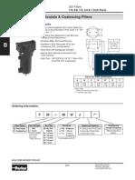 F20-00WJ-M1 Watts Air Filter Filter