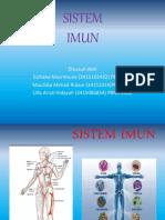Sistem Imun Kel13