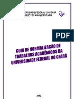 Guia Normalizacao Ufc 2012