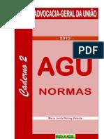 Caderno de Normas Da AGU