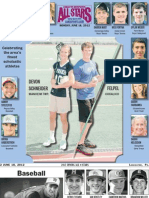 Lancaster Newspapers All Stars - Spring 2012