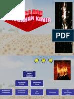 Tenaga Dan Perubahan Kimia