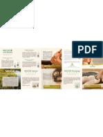 Folder MOOR - Natur Pur