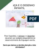 A CRIANÇA E O DESENHO INFANTIL-1