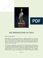The Imperial Robe of China