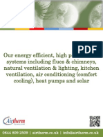 Full Version of Airtherm's Brochure