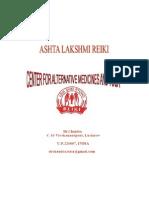 Ash Ta Lakshmi Reiki