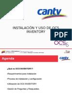 Sl - 013 Contenido Especializado - Instalacion y Uso de Ocs Inventory