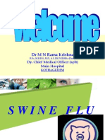 Swine Flu by Dr Mnrk, Mh, Kgm
