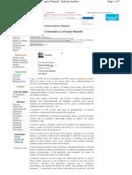 A Jurisdição Voluntária e a Função Notarial