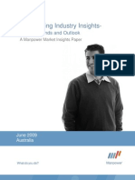 2009_Engineering Market Insights Australia - June