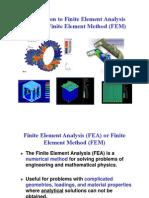 FEA Theory