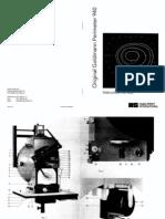 20159193 Goldmann Perimeter 940 Manual