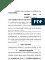 MODELO DE MEMORIAL ACCIÓN DE CUMPLIMIENTO (COPIA)
